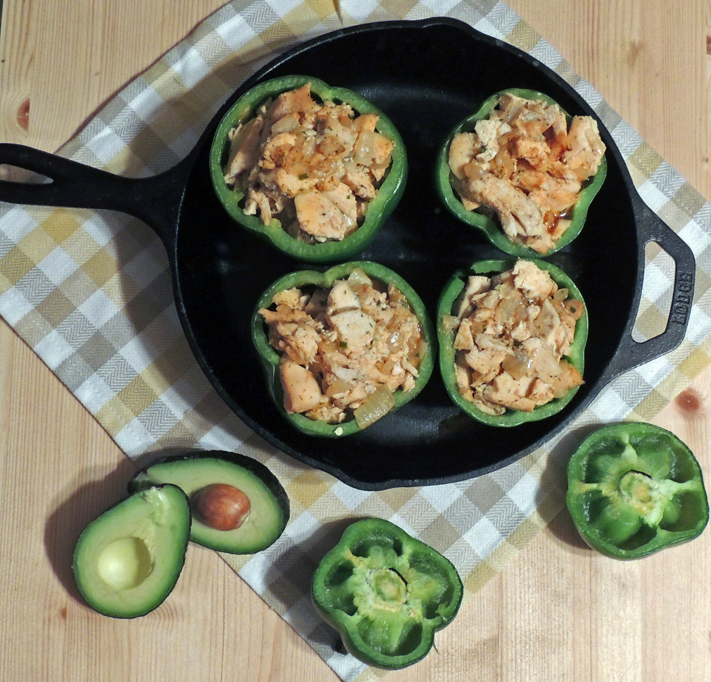 Stuffed Peppers 5