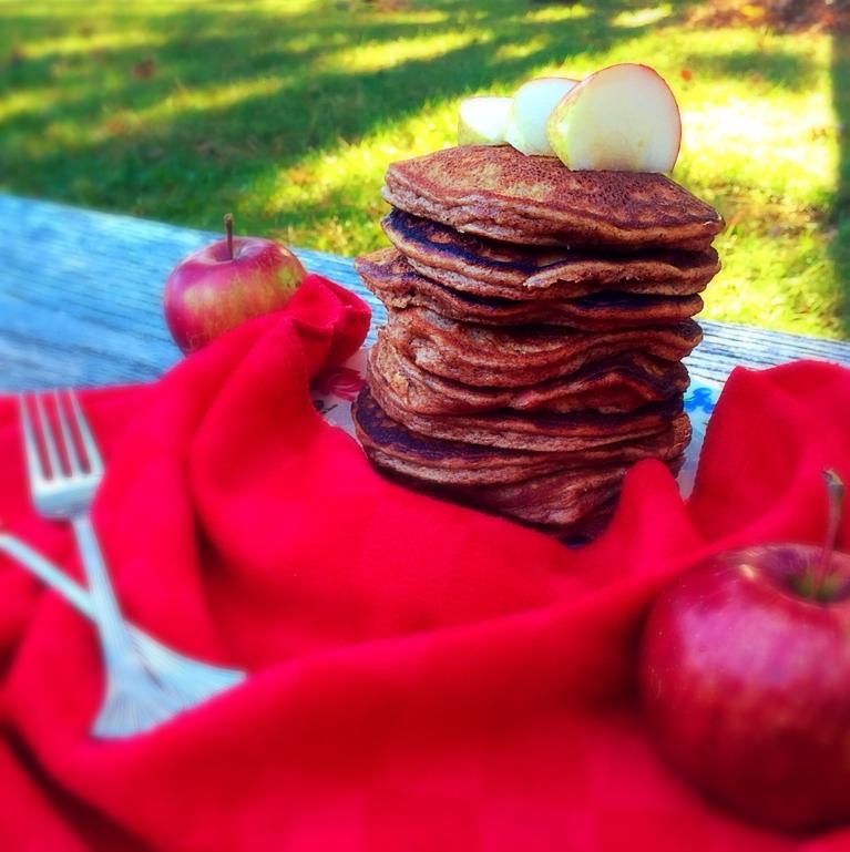 Apple Pancake 2