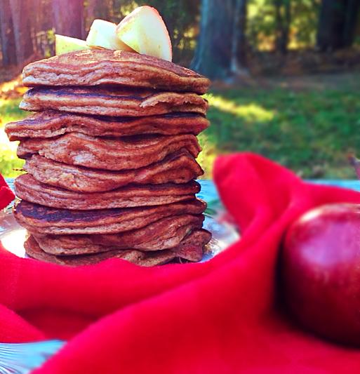 Apple Pancake 4