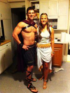 Goddess and Warrior