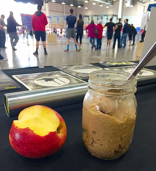 Apple and Almond Butter