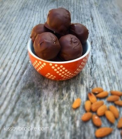Almond Butter Balls 4