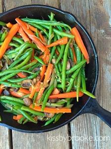 Mixed Cooked Veggies