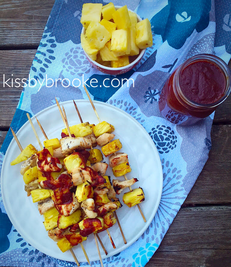 Chix Pineapple Kabobs 1