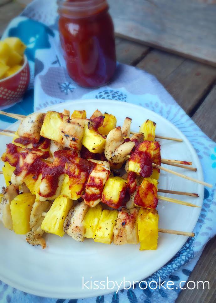 Chix Pineapple Kabobs 3