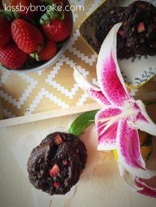 Strawberry Fudge Cookies2