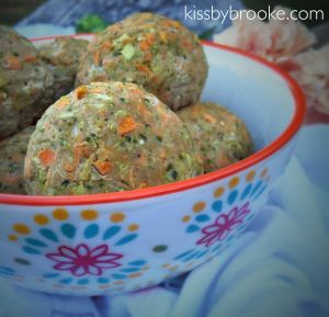 Turkey Veg Meatballs