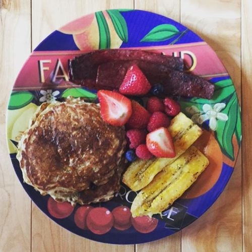 Breakfast macros