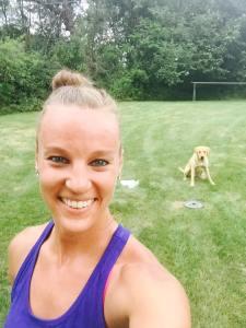 Backyard Workout