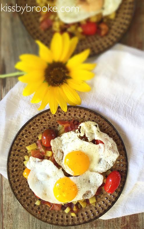 Yukon Gold Breakfast Skillet-1
