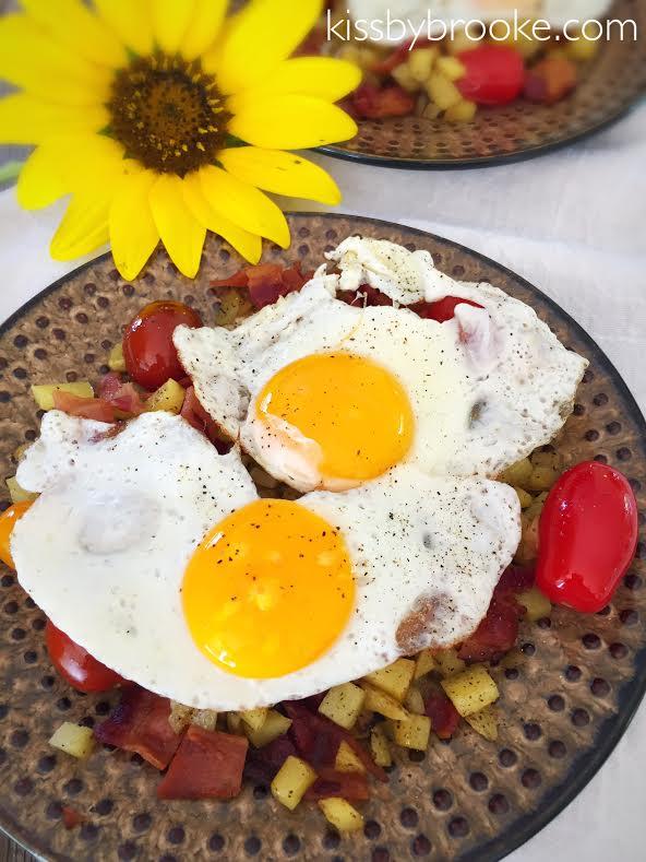 Yukon Gold Breakfast Skillet