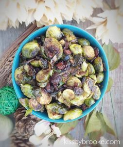 bacon-and-cranberry-roasted-brussel-sprouts